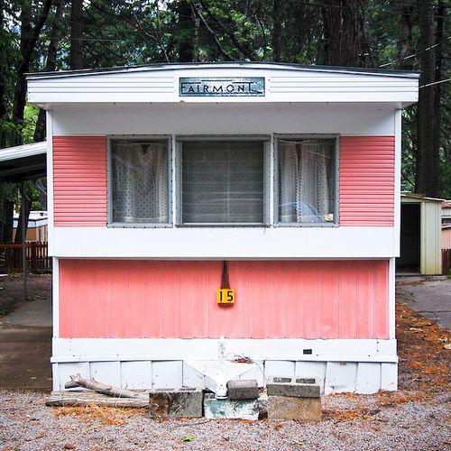 Trailer Homes: 10 Best Images About Vintage Mobile Homes On Pinterest