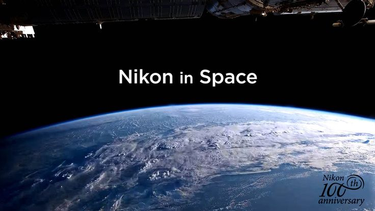 Nikon in Space: time-lapse view of the world   Nikon's history in Space began with the Nikon Photomic FTN a modified Nikon F camera that was used aboard the Apollo 15 in 1971 and Nikon cameras have been aboard every manned space flight since. This film edited by SmugMug Films is a compiled time-lapse video using thousands of still images. The bright flashes are lightning strikes hitting the earth watch and enjoy.  This is the first of many remarkable moments both big and small which we will…
