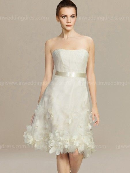 86 Best Images About Short Wedding Dresses On Pinterest