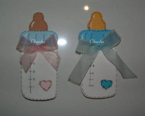 17 mejores ideas sobre Biberones Para Baby Shower en Pinterest ...