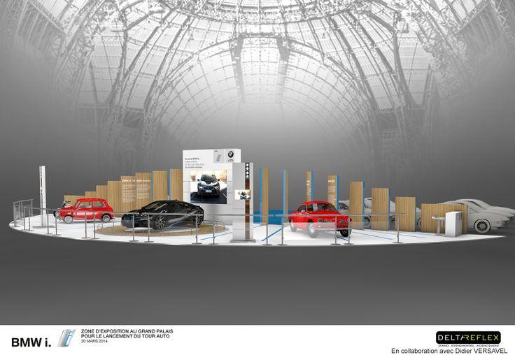 -PROJET - Tour Auto 2014 - BMW en collaboration avec Soc Delta Reflex.