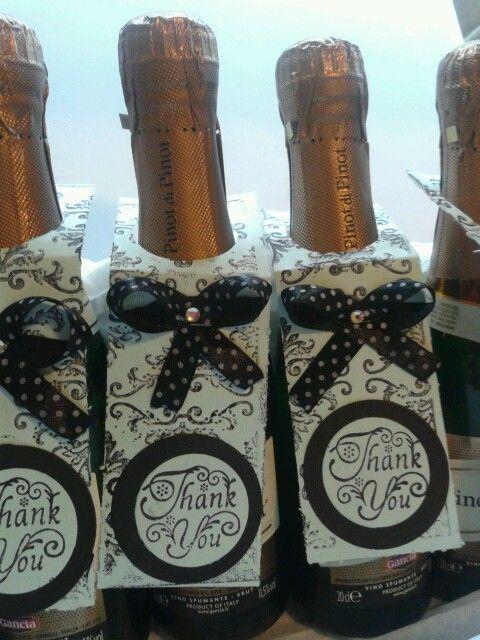 party favors, 30th, sparkling wine, spumante