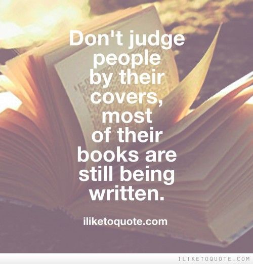 Quotes Don T Judge: 1000+ Ideas About Judging People On Pinterest