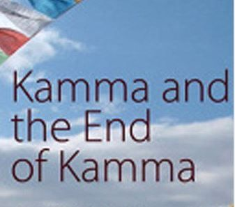 What is 'kamma,' and what does it have to do with Awakening? Well, as a word, 'kamma' is the Pali language version of the Sanskrit term 'karma,' which has slipped into colloquial English as meaning something like a person's fate or destiny. Taken in this way, the notion can support a passive acceptance of circumstances: if something goes wrong, one can say 'it was my karma,' meaning that it had to happen.