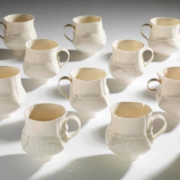 Ann van Hoey ceramics