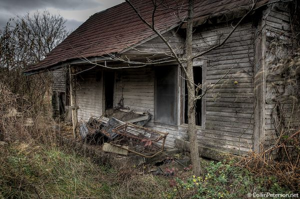 ABANDONED TENNESSEE HOMES | Collin Peterson Photography » Abandoned/Decayed