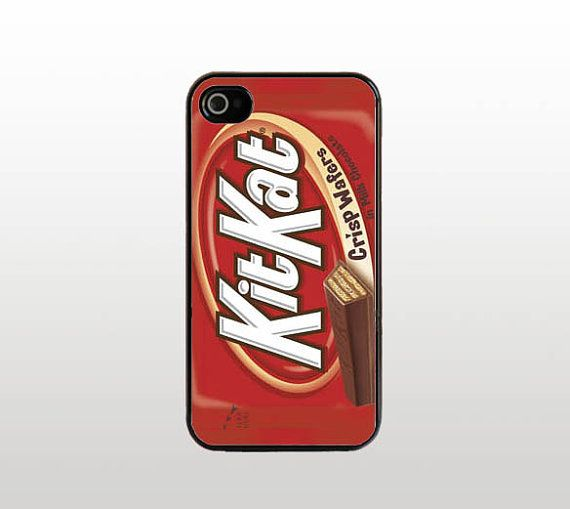 Kit Kat Case | Community Post: 11 Phone Cases For The Food Obsessed
