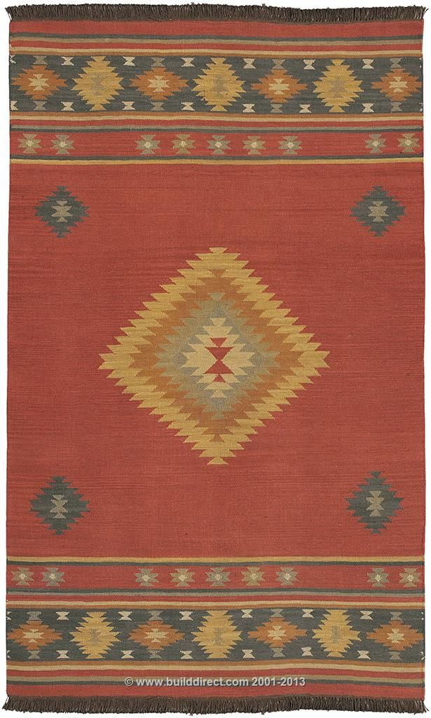 BuildDirect: Area Rugs Majestic Collection Maroon This Would Be A Wonderful  Addition To Tile Floors. Country RugsCountry LivingBuilding ...