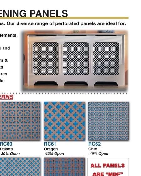 Mdf Decorative Screening Panels Decorative Screen Panels