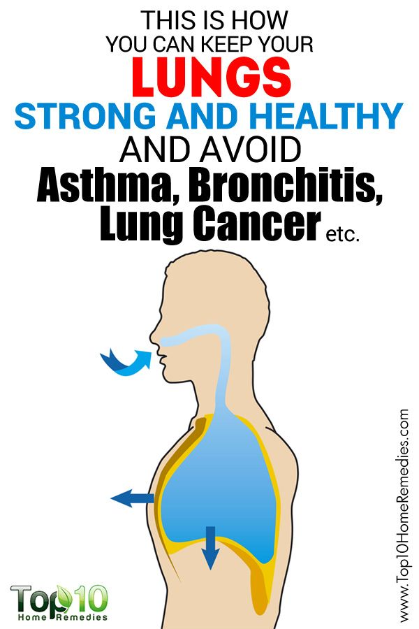 This is What You Should Do to Keep Your Lungs Strong And Healthy