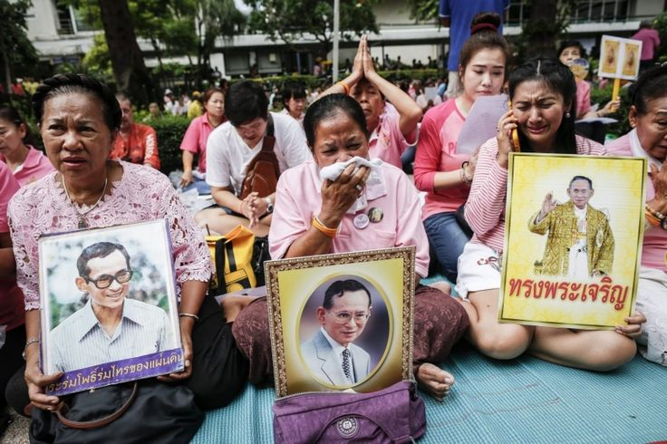 Without King Bhumibol's unifying presence, Thailand may be headed for even greater instability.   Without King Bhumibol's unifying presence, Thailand may be headed for even greater instability - The Washington Post