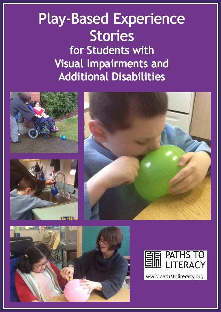 Educating Students With Visual Impairments for Inclusion in Society