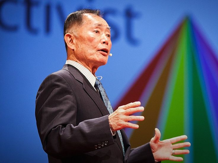 George Takei: Why I love a country that once betrayed me | Talk Video | TED.com