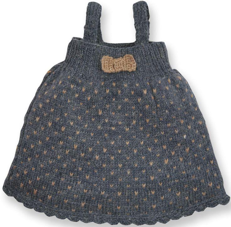 Robe : Laine, Lin › Robe / Tunique › Layette / Enfants › Laines Bouton d'Or