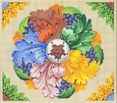 A Vivid Berlin WoolWork Pattern