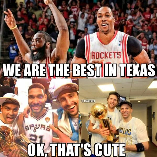 Best 43 San Antonio Spurs Memes, Jokes, And Funny Pictures