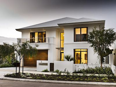 """Luxe Addition: Real Estate Review - Swanbourne. Webb and Brown-Neaves """"The Raffles"""" display home."""