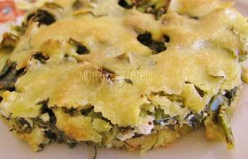Çalkama Böreği (İzmir yöresine ait)