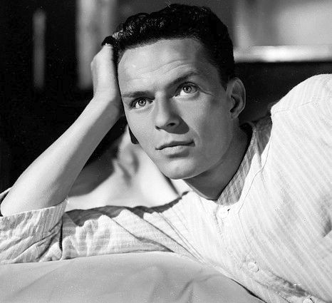 Young Frank Sinatra #handsome