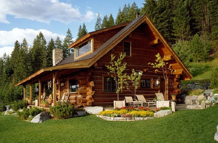 17 Best Images About Country Cabins On Pinterest Log