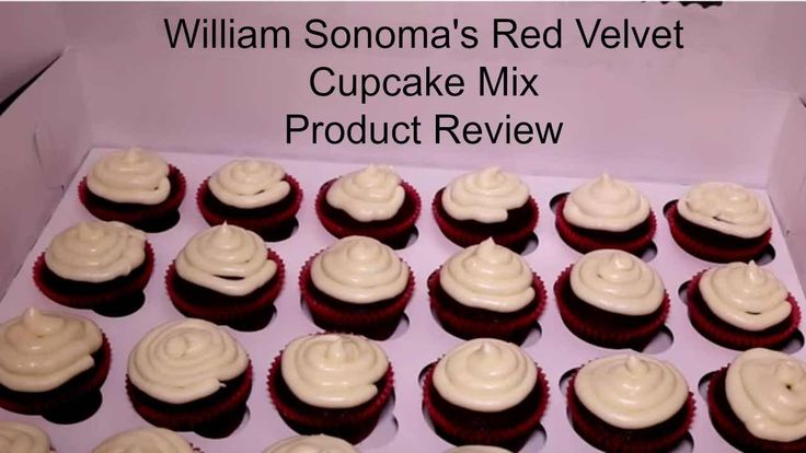 Red Velvet Cupcakes - Easy Red Velvet Cupcakes with Cream Cheese Icing