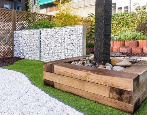 14 best images about travesses de fusta on pinterest - Jardi pond terrassa ...