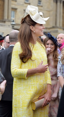 Les looks de grossesse de Kate Middleton