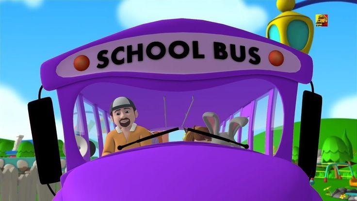 Ruedas en el autobús | 3d rimas canciones | Poemas de vivero | 3D Nursery Rhymes | Wheels On The Bus #ruedasenelbus #ninos #aprendizaje #videosdeniños #educativo #padres #cancionesinfantiles #preescolar #cancionesparaniños #cancionesdebebé #entretenimientoinfantil #Jardíndeinfancia  https://youtu.be/v7vkO5s-Kmg