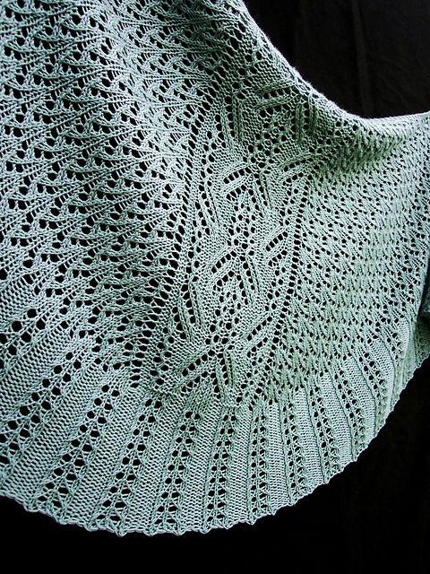 Ravelry: Kimani Shawl pattern by Dee O'Keefe