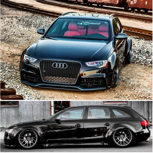 Audi Rs6 And Audi