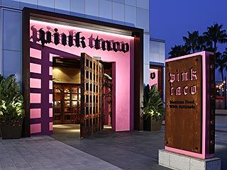 Pink Taco (Century City) LOVE this place!