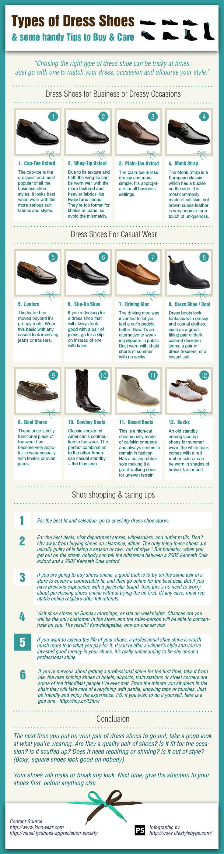 The Ultimate Dress Shoes for Men Guide