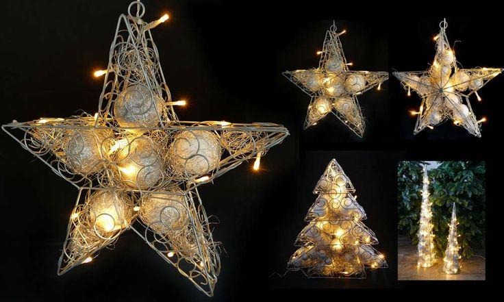Best 25 weihnachts led beleuchtung ideas on pinterest led lichterkette sterne holz and - Weihnachtsbeleuchtung kabellos test ...