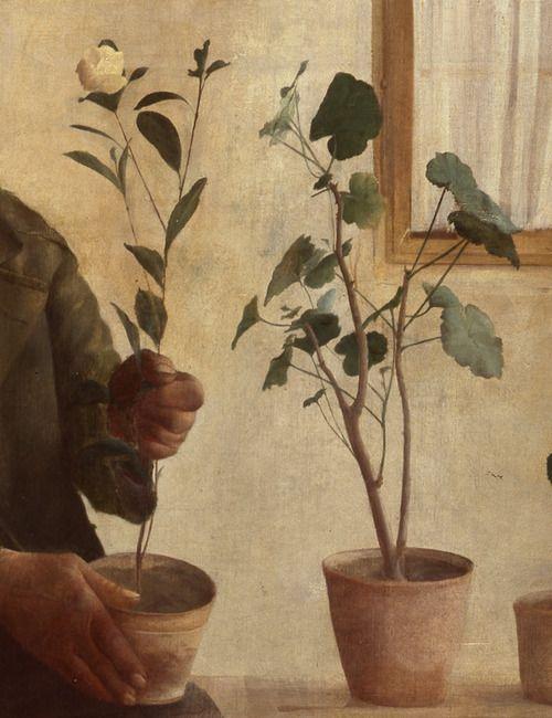"""windypoplarsroom:  Ferenczy Károly """"Kertészek"""" (Detail)"""