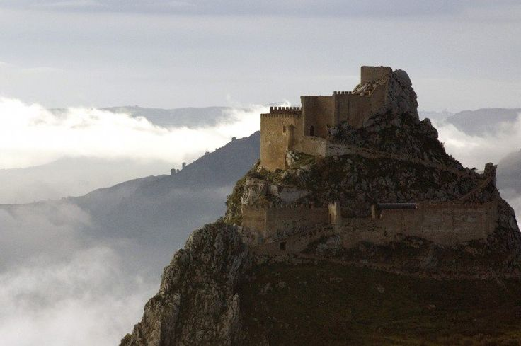 Mussomeli (caltanissetta), Catello manfredonico, Sicilia, Italia