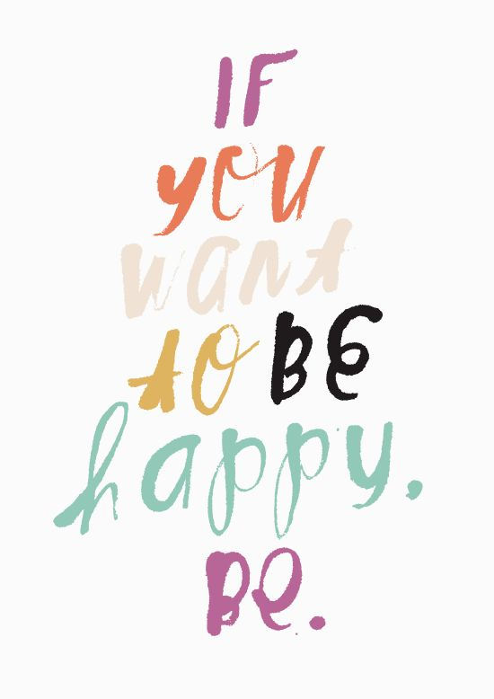 Just Be!
