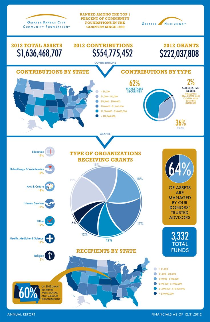 end of year financial report template - 46 best nonprofit annual report infographics images on