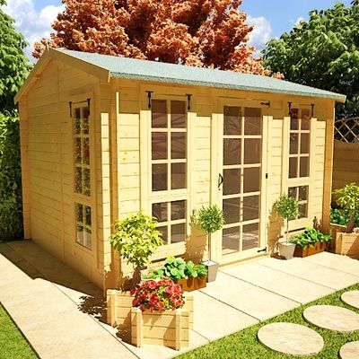 Extend your living space into your garden in a impressive way.