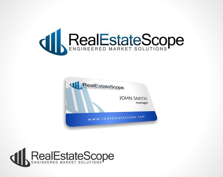 Logo for innovative online real estate software by danytzili