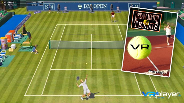 #PlayStationVR #PSVR  #RealiteVirtuelle #VR PlayStation VR : Dream Match Tennis VR, du neuf le 19 avril https://www.vrplayer.fr/playstation-vr-dream-match-tennis-vr-psvr/