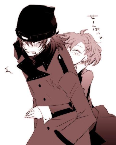 Cutest couple...no kidding