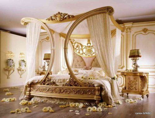 The ultimate princess bed!