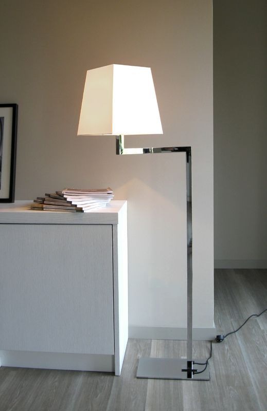 Quadra Liseuse Floor Lamp by Contardi