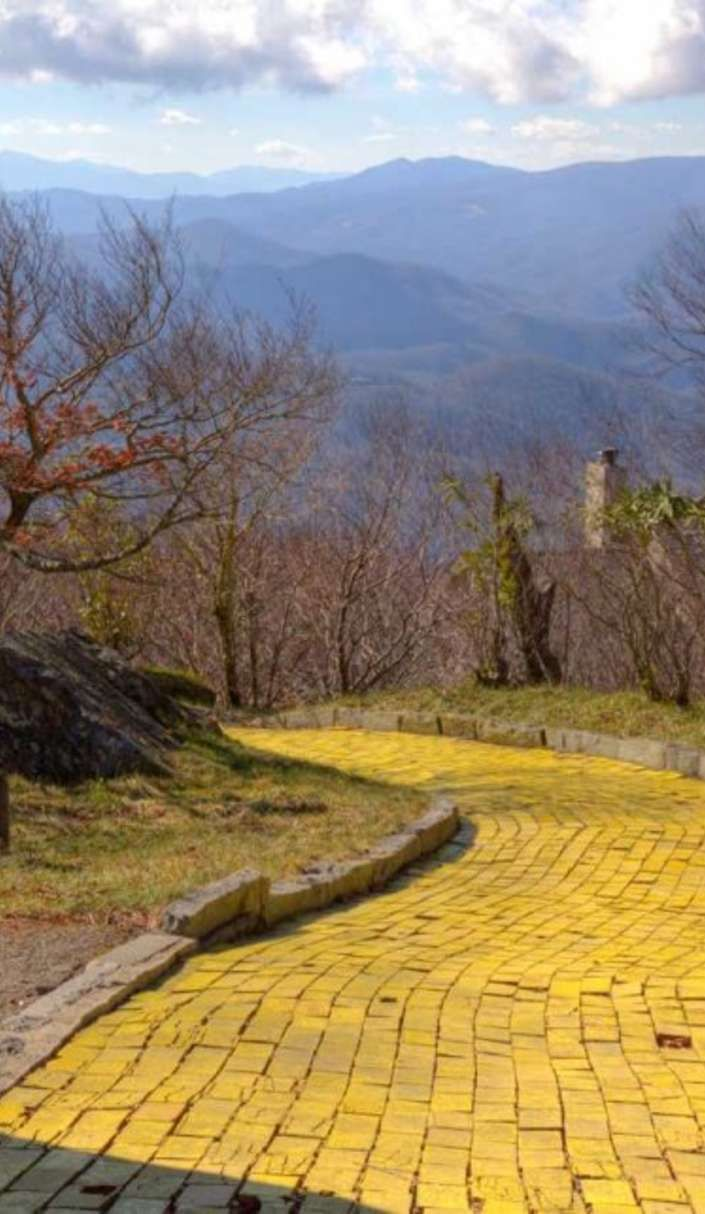 Spend the Night at the Formerly Abandoned Land of Oz Theme Park in Beechmont, North Carolina