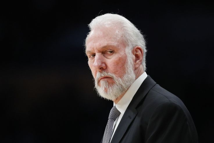 NBA coach Gregg Popovich has been unloading on Donald Trump — a model for how white people should be talking about the president and race.