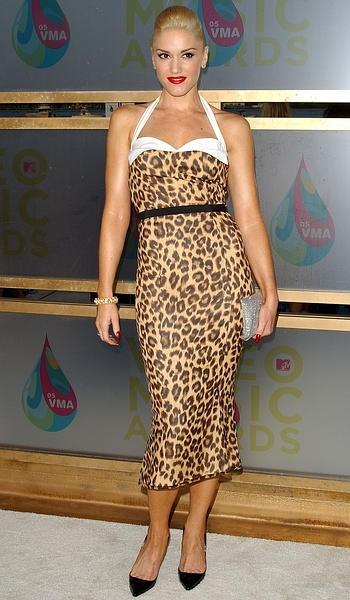 Gwen Stefani Dresses
