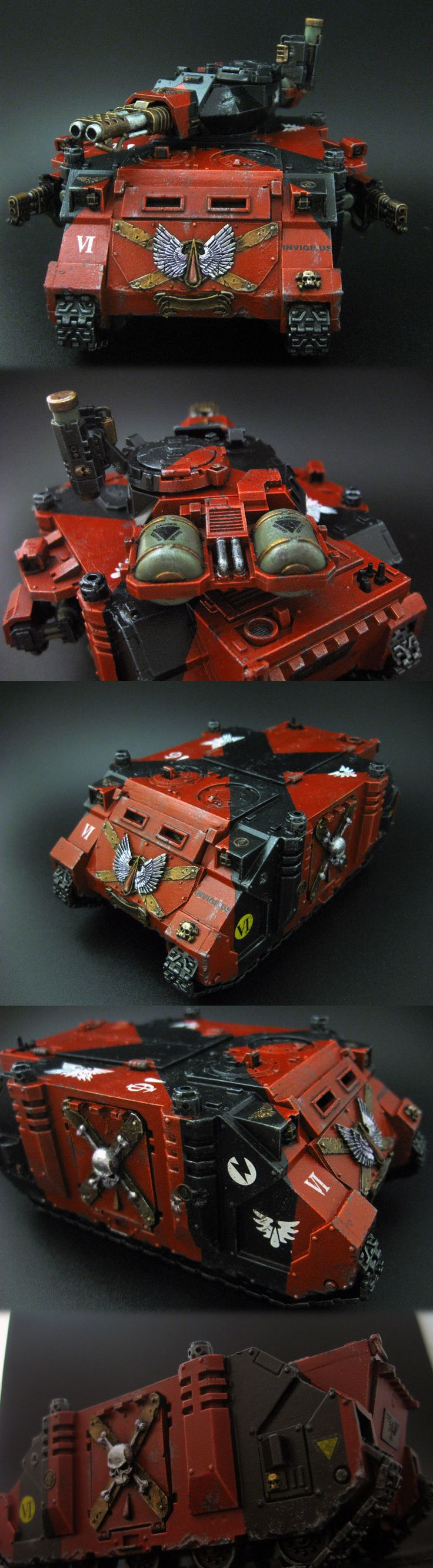Blood Angels Army Project (pic carpet bombing) - Page 48