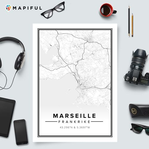 Mapiful   Create and order posters of your favorite places   Visuals   Pinterest   Poster