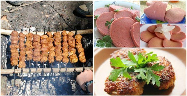 5 рецептов - кулинарных загадок для ваших гостей | Четыре вкуса