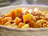 Apples and Butternut Squash (Stewed Apples) - I have been fixing this for my granddaughters for a long time and they still haven't caught on that I am giving them squash. They think they're getting the apple pie filling and thy love every bit! And so do I!